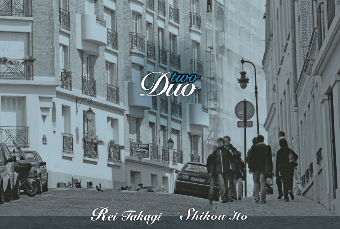 DUO-two Release Concerts