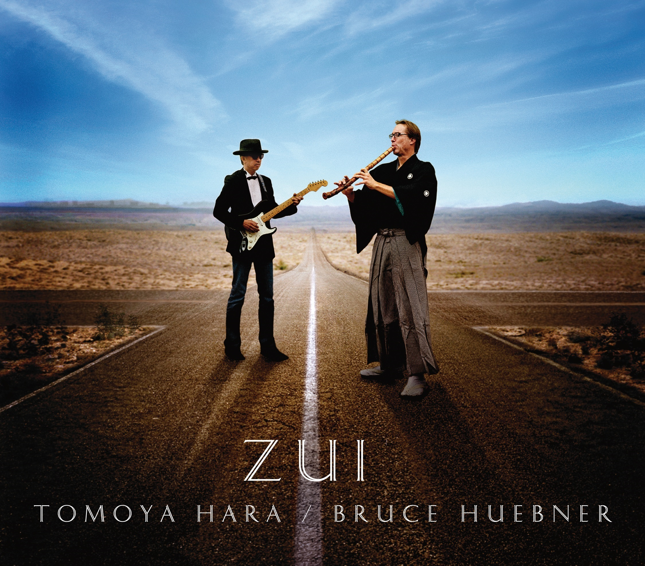 Zui / Zui (Bruce Huebner & Tomoya Hara )